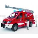 Mercedes Sprinter pompier BRUDER 02532 Utilitaires