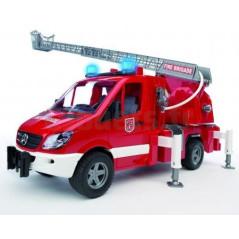 Mercedes Sprinter pompier BRUDER 02532