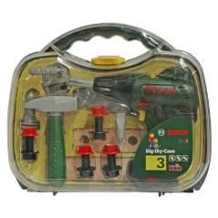 Malette outils + perceuse Bosch de Klein 8428