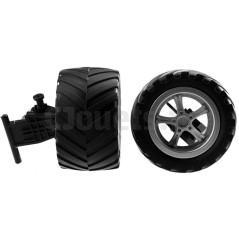 2 Roues Avant pour Fusion Rider Carrera 182015 CARRERA R/C 370990422