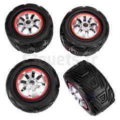 4 Roues Pour Carrera Turnator 162052 CARRERA R/C 370980154
