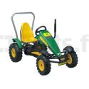 Kart à pédales BERG Toys John Deere BF-3 Véhicules à pédales