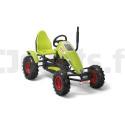 Kart à pédales BERG Toys Claas AF
