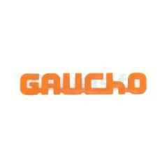 Logo Orange pour Gaucho Rockin Peg-Pérego