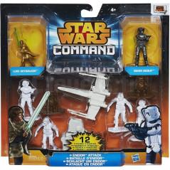Pack 12 Figurines Star Wars A8942EU6
