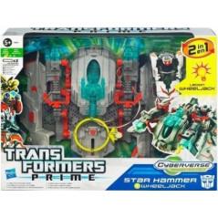 Star Hammer + Wheeljack Transformers 38001