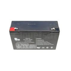 Batterie 6 Volts 10 Ah adaptable pour véhicules électriques