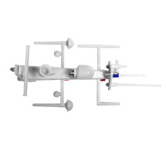Mât d'antennes Bateau Carrera RC 301001/301005/301006