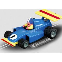Voiture Spongebob Patrick Racer Echelle Carrera GO 61231