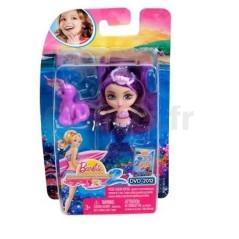 Mini Poupée Mermaid Tale 2 Mini Pink Barbie W2892 BARBIE W2892