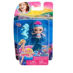 Mini Poupée Mermaid Tale 2 Mini Pink Barbie W2891 BARBIE W2891