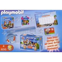 kit de rentrée passage pieton Playmobil 5010