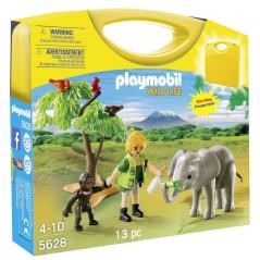 Valisette Safari Playmobil 5628