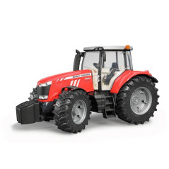 Tracteur Massey Ferguson 7600 Bruder 03046