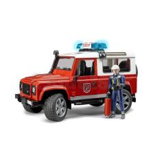 Land Rover Defender Pompier Bruder 02596