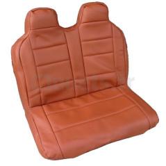 Housse de siège Cuir Brun Pour Audi Q7