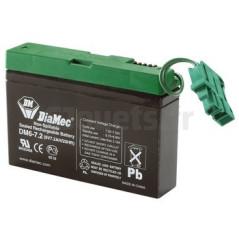 Batterie 6 Volts 8 AH Peg-Pérego PEG-PEREGO IAKB0016