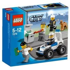 City Police Lego 7279