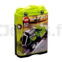 Le Turbo Vert Lego Racers 8302