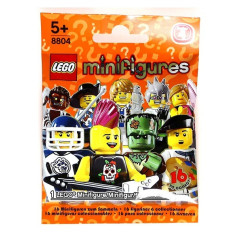 1 Figurine Série 4 Lego 8804 LEGO 8804