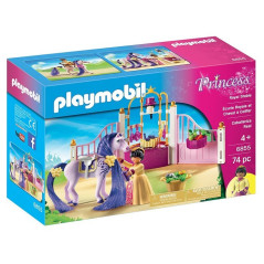 Ecurie + Cheval à Coiffer Playmobil 6855