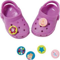 Crocs avec Pins BABY Born 819500 BABY BORN 819500