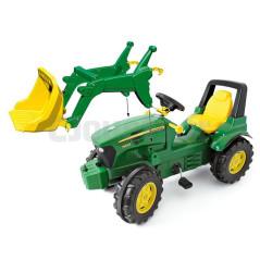 Tracteur à Pédales Rollyfarmtrac John Deere 7930 + Pelle Avant Rolly Toys 710027
