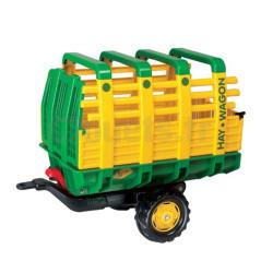 Remorque À Foin Rolly Toys 122981