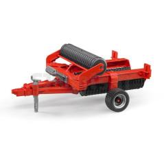 Machine Rouleaux à Disques Bruder 02226