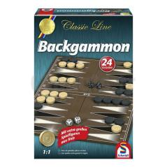 Backgammon Classic Line Schmidt 49230 HASBRO 5,00 €