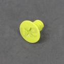 Vis Plastique Male Verte 27 mm Smoby SMOBY 22804007