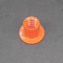 Vis plastique Femelle rouge Smoby SMOBY I1701905