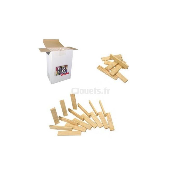 Kit 200 planchettes en bois, Jeu de construction 19,90 €