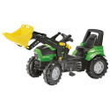 Tracteur Tracteur Deutz Agrotron X 720 avec pelle Rolly Toys 710034 ROLLY-TOYS 710034