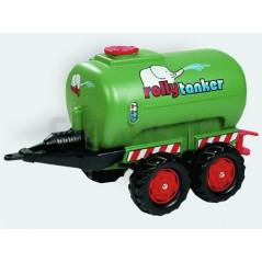 Remorque citerne double essieux Rolly Toys 122653