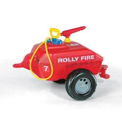 Remorque citerne avec pompe Rolly Toys 122967