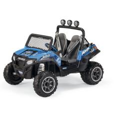 Polaris Ranger RZR 900 Electrique Pour Enfant 12V Bleu Peg-Pérego IGOD0084